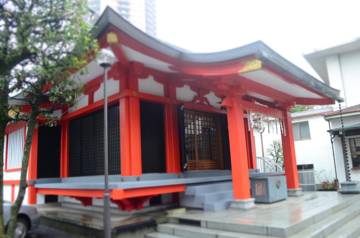 Hikawa Jinja ( 氷川神社 )1